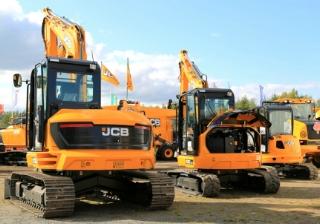 plant machinery jcb assets