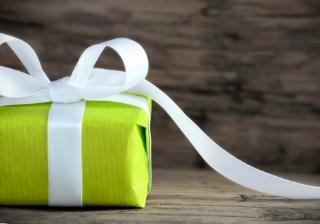 reward gift present