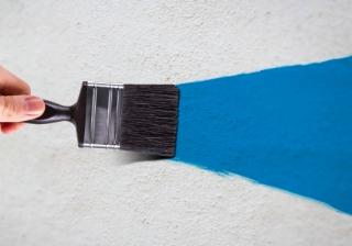 rebrand paint decorate refurb