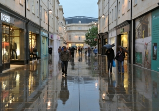 commercial high street property shops