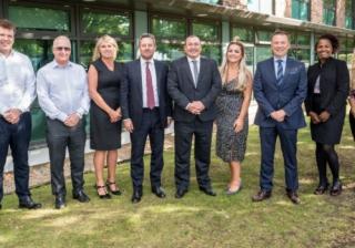 Redwood Bank team new