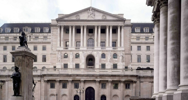boe bank of england