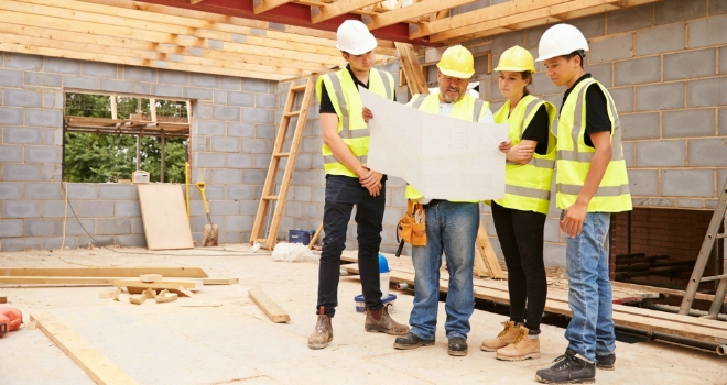 Consumers most satisfied with SME housebuilders