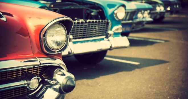 classic car luxury assets