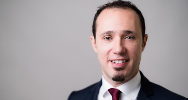 Gabriele Sabato, Wiserfunding CEO